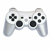 PS3 Wireless Remote Controller Gamepad for PlayStation 3 Silver