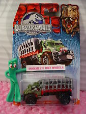 Mattel Matchbox Jurassic World 5er Pack