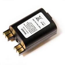 Pile RXU02X Daitem d'origine (groupe Hager) - 2x (3V - 2,4Ah)