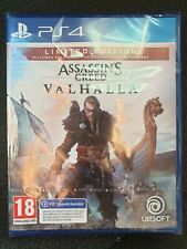 Assassin's creed valhalla Edition Limitée PS4/PS5