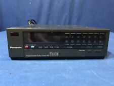 Panasonic AG-V340 Programmable Tuner/Timer FOR VCR'S FREE SHIPPING