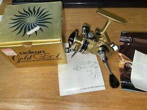 Daiwa Gold Gs1 Spinning Reel .