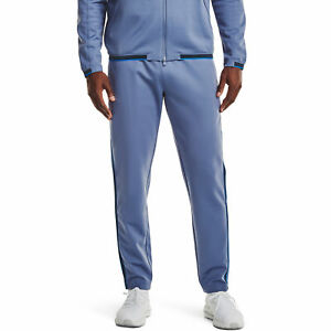 Under Armour Recover Knit Track Pants Men's Mineral Blue Academy Sportswear