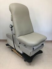 Pre Owned Midmark 625 Power Hi Low Bariatric Exam Table 650lb New Upholstery