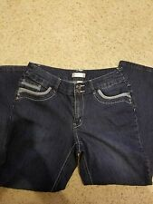 Christopher and Banks denim jeans size 10 Short. Great pockets and detail.  A012