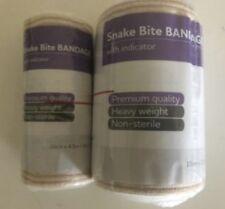 Premium Snake Bite Bandage Set