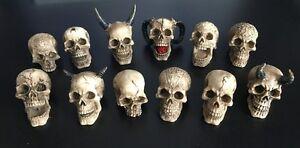 Large Skull Choice Of Design, Miniature Skulls Choice Of Design. Mini Cranium