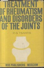 TREATMENT OF RHEUMATISM and disorders of joints di Tsarfis 1973 Mir publisher