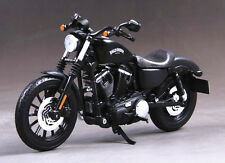 Maisto 1:12 Harley Davidson 2014 Sportster IRON 883 Motorcycle Model Collection