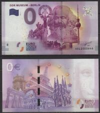 [#22126] – KARL MARX - 0-Euro-Souvenirschein DDR-MUSEUM BERLIN 2017-1 XELZ