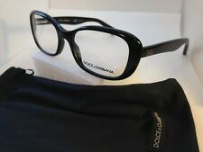 237b37da0ed8 DOLCE GABBANA D G 1247 501 Eyeglasses Optical Frames Glasses Black  52-17-135mm