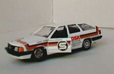 SCHABAK 1022 AUDI AVANT ESTATE  diecast model road car white body DSK 1:43rd