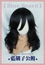 My Boku no Hero Academia Aizawa Shouta Costume Cosplay Wig (Only Wig) +Track No