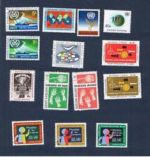 UN NY MNH OG  #123-136 1964 complete set