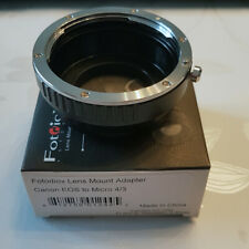 Fotodiox Lens Mount Adapter Canon EOS to Micro 4/3
