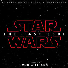 Star Wars: The Last Jedi - O.S.T. - John Williams (2017, CD NEUF)