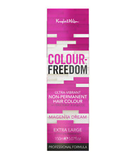Knight & Wilson Colour Freedom Magenta Dream Non-Permanent Hair Colour XLarge