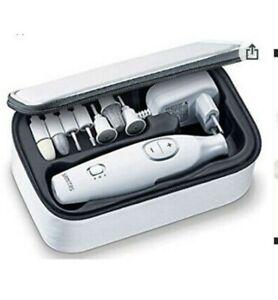 Sanitas Manicure Pedicure Set SMA38 Nail Drill Grinder Set sapphire attachments