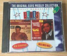 The Original Elvis Presley Collection 17 - Kid Galahad - Girls Girls Girls - CD