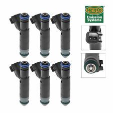 Set of 6 Herko Fuel Injector IF42 For 2000 Ford Taurus 3.0L W/ 2 in VIN MFI 2000