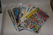 Justice League International '87-'90 Lot - 19 Issues w/ Bonuses - Dc Comics