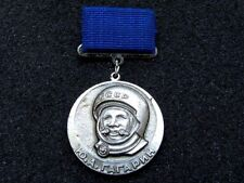 USSR, Soviet Commemorable Medal.Y Gagarin The First Astronaut of The Planet
