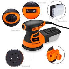 Exzenterschleifer Elektro Schleifmaschine 350W 125mm Excenterschleifer Schleifer