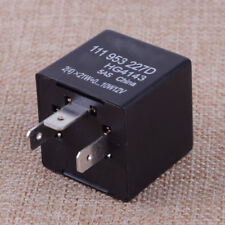 3 prong Flasher Light Turn Signal Relay 111953227D Fit for Audi VW Porsche Volvo