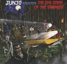 Henry 'Junjo' Lawes - Junjo Presents: The Evil Curse Of The Vampires (NEW 2CD)
