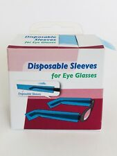 Einweg-Brillenbügelschutz Brillenbügelschoner Brillenbügel Schutzüberzug 200 St.