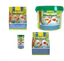 TETRA WHEATGERM  , Various Sizes , FOOD FOR ALL POND FISH * KOI CARP