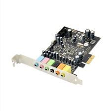 PCIE 7.1 Sound card cm8828