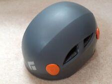 Black Diamond half dome climbing helmet size M-L (55-61 cm)