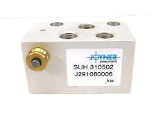 JOYNER Pneumatics Signalunterbrecher Pneumatisch SUH 310502 J291080006 NEU