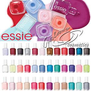 Essie Nail Polish Lacquer Salon quality formula Long Lasting 13.5ml