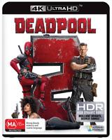 Deadpool 2 4K Ultra HD : NEW UHD Blu-Ray