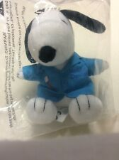 Snoopy Plush Doll Peanuts Gang Metlife Dental 2016 Stuffed Toy New in Bag