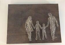 Family Wood Nail Art 4