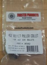 Forster Bullet Puller Collet .452-(BP2452) NEW in Package