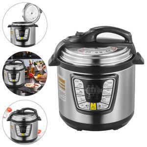 Multifunktionskocher 6in1 Multikocher Dampfgarer Reiskocher Schnellkochtopf