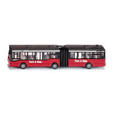 """Siku 1617 MAN Articulated bus """"Park & Ride"""" red/black (Blister pack) new! °"""