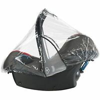 UNIVERSAL CAR SEAT RAINCOVER WITH VENTILATION FITS MAXI-COSI CHICCO BRITAX & ALL