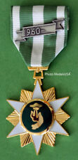 Vietnam Campaign Medal (Vcm) Full Size with date bar - Mil Spec - Made in Usa