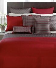 Hotel Collection Frame Laquer Full/Queen 4 Piece Duvet Set Msrp $590
