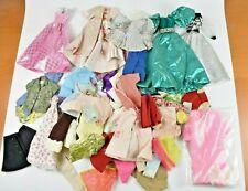 Vintage Barbie Clothes Lot of 66 Dresses Blouses Pants Sweaters Francie Skipper