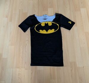 Men's/Boy's UnderArmour Alter-Ego Batman Compression T-Shirt
