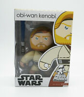 Hasbro Mighty Muggs OBI-WAN KENOBI Star Wars Figure New Free Shipping