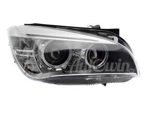 BMW X1 SERIES E84 LCI HEADLIGHT BI XENON ADAPTIVE RIGHT SIDE OEM NEW 63117290268