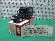 Vintage  Micro Models -  INTERNATIONAL Delivery Van   MM501   -   MIB