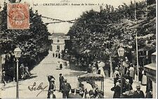 (S-18358) FRANCE - 17 - CHATELAILLON PLAGE CPA      L.C.  ed.